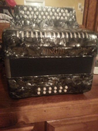 Yingjie Accordion - $200 (Mcallen)