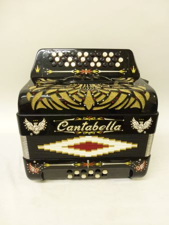 Cantabella Accordion - $1250 (San Juan)