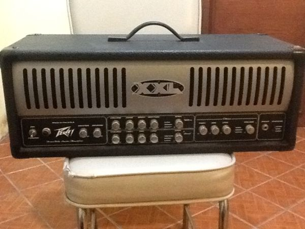 Peavey XXL Guitar Amplifier Head 100W - $250 (right next to UTPA)