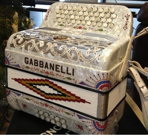 Gabbanelli accordion - $3200 (McAllen)