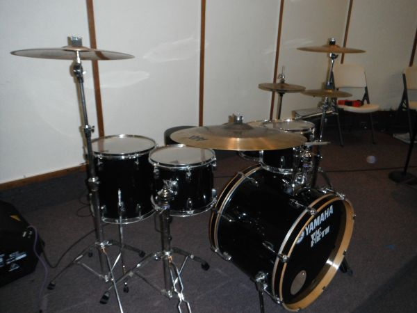 Yamaha Rydeen Drum Set - $350 (Pharr)