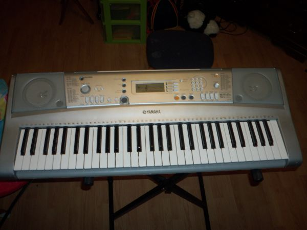 Yamaha Keyboard YPT300 - $300 (Harlingen, Texas)