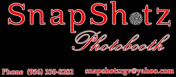 SnapShotz Photobooth Rental