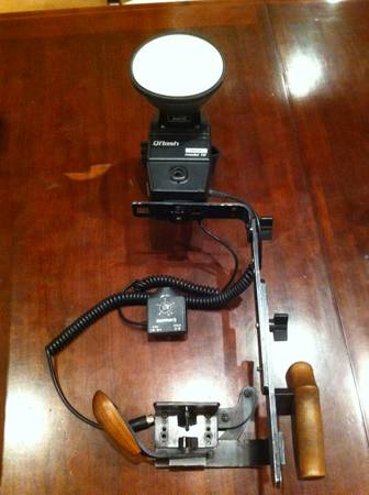 QUANTUM Q2 Flash w TURBO BATTERY - $650 (McAllen)
