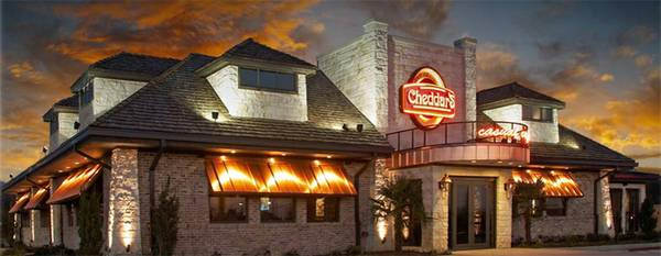 CHEDDARS is looking for Servers and Cooks (McAllen, TX)