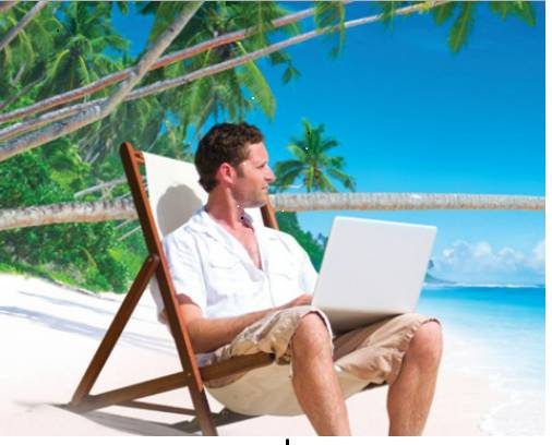 Financial Services - Work from Anywhere - Revolutionary Virtual Model  Telecommute