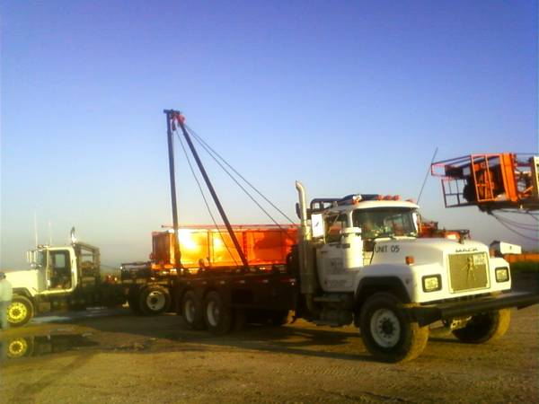 Pole Truck Driver WANTED (local RGV)