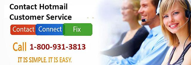 Hotmail Account Hacked - 1-800-931-3813