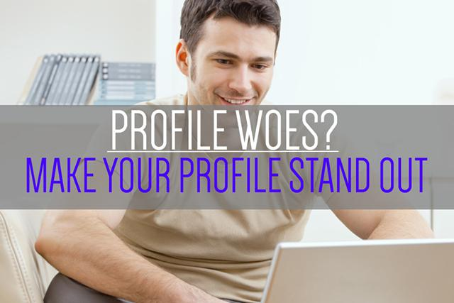 Professionally Developing Your Online Dating Profile