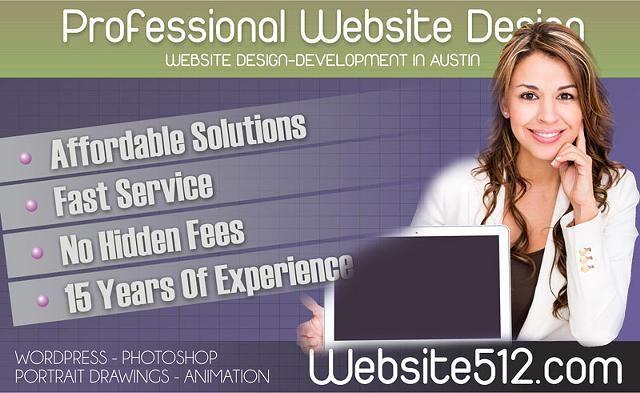 Website DesignDevelopment starting at  250