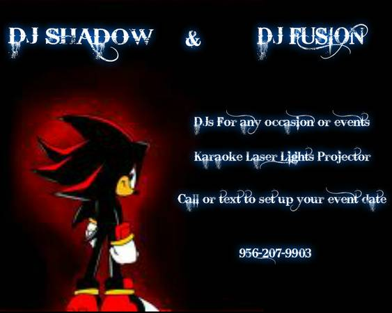 DJ for all occasions (weslaco)