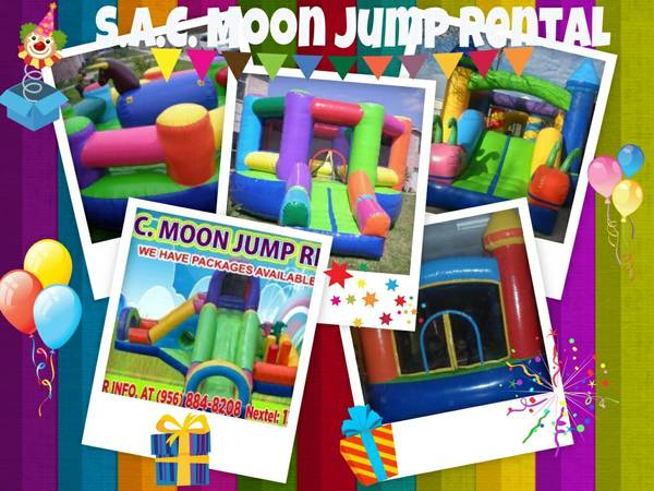 S.a.C. Moon Jump (Shary mcallen mission)