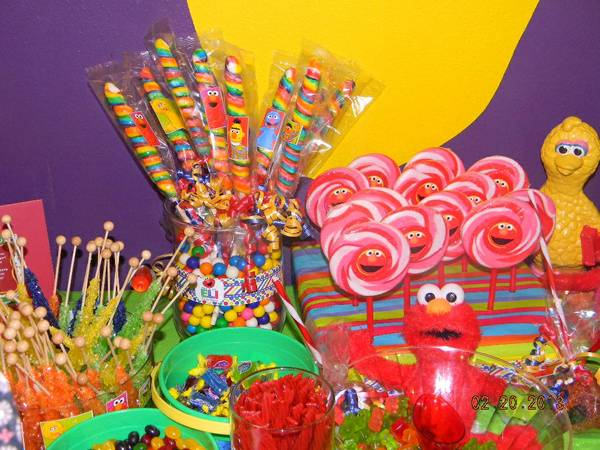 Candy Buffet tables (Rgv)