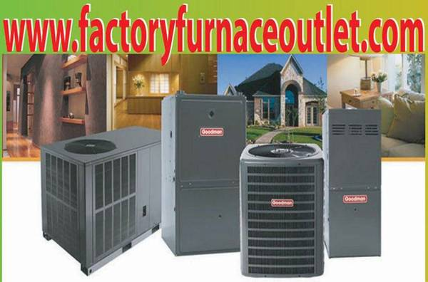 Buy your furnace direct