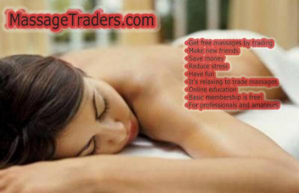 need friends for free massage trades  Baton Rouge