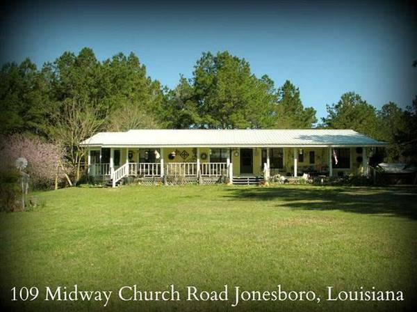- $250000  3br - 2710ftsup2 - OLD TRAIN DEPOT FOR SALE (Jonesboro, LA)