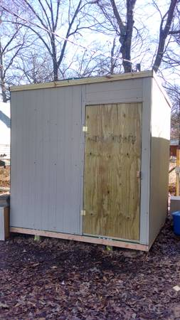 Portable Building Shed trade for pick up -   x0024 950  bawcomville