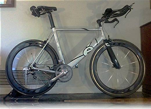 58cm 2007 Cervelo Dual, Full Dura Ace, Flo 6060, Rudy Project Syton - $2200 (Montgomery)