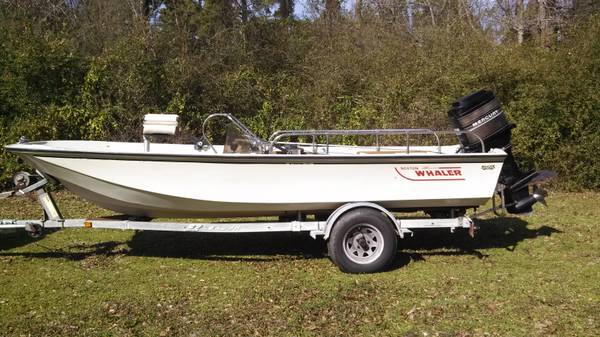 Boston Whaler Striper 17 - x00246500 (North Louisiana)