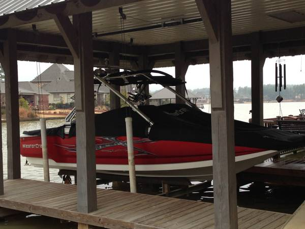 2010 MasterCraft X-STAR Boat Trailer - x002472500 (Madison, MS)