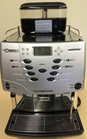 La Cimbali M2 Barsystem Turbosteam Two Step Commercial Espresso Machin - x00246750 (Monticello, AR)