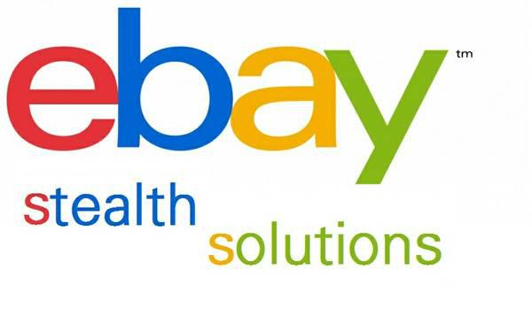 100  Ebay Stealth Accounts