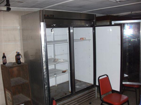 used store freezer,coke coolers,ovens and more (downsville)