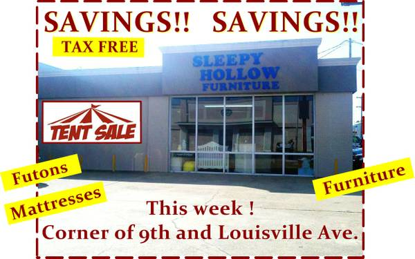 Huge Sale This Week (Sleepy Hollow Furniture)