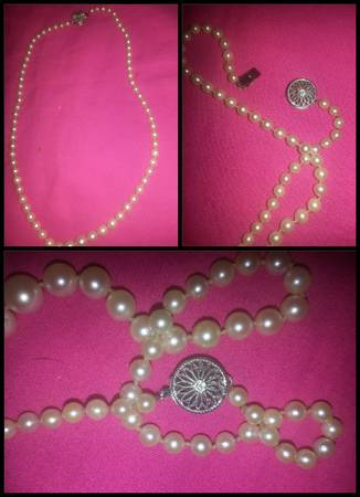 real pearls -   x0024 50  west monroe la