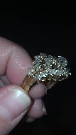 wedding ring for sale  -   x0024 3000  bastrop la