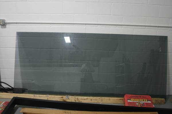 large glass panel -   x0024 150  monroe