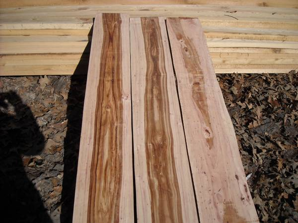 1120 board foot of beautiful pecan lumber  -   x0024 2  Marion