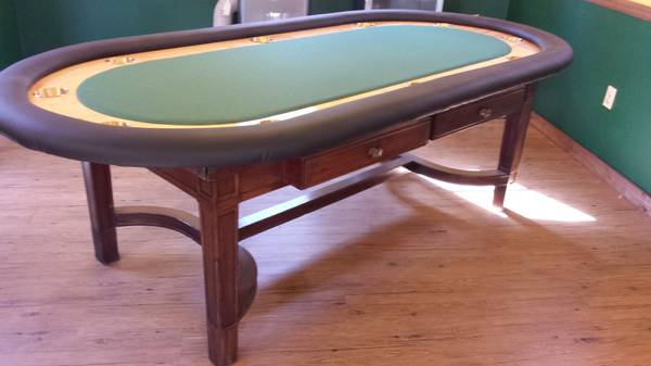 Poker Tables -   x0024 1500  west monroe