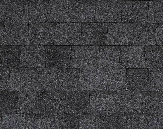 Roofing tiles  CertainTeed Landmark Moire Black AR Laminate Shingles -   x0024 25  Monroe