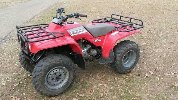 1991 Honda Fourtrax 300 2wd  LOOK -   x0024 1200  Ruston la