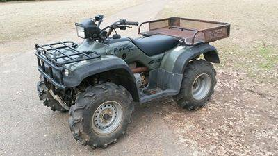 2000 Honda Foreman 450 4x4  LOOK -   x0024 2300  Ruston la