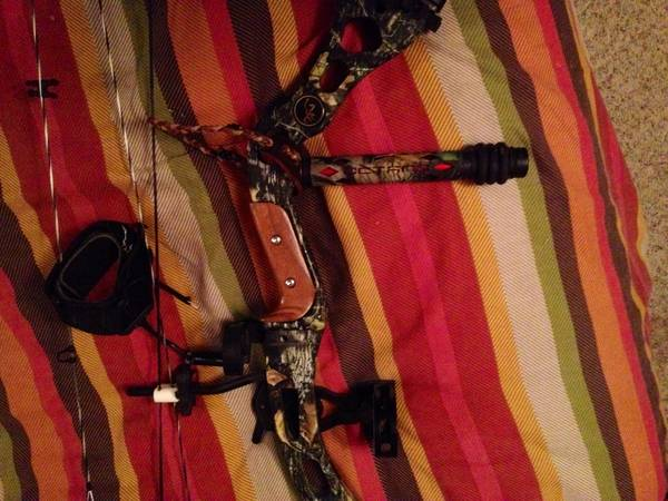 BROWNING MIRAGE BOW - $400 (WEST MONROE)