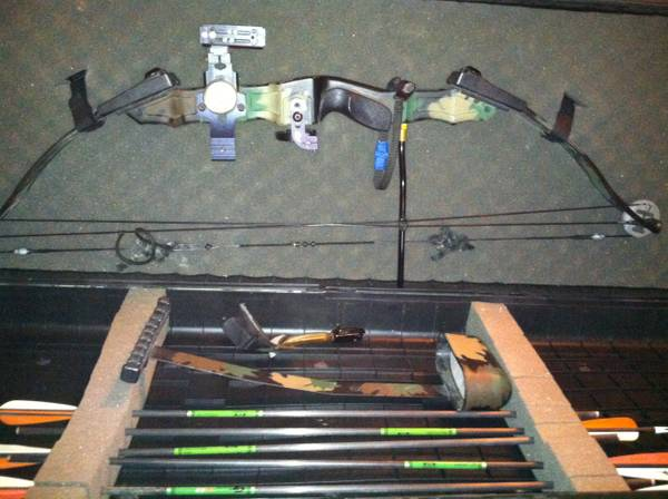 PSE Precision Edge 1000C Bow - $200 (West Monroe)