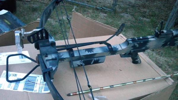 Jennings devastator Crossbow - $100 (West Monroe )