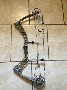 Ross Carnivore Bow - $200