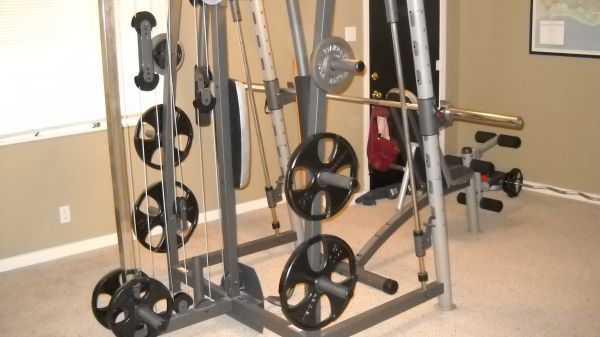 Weider Workout Station - $250 (Monroe)