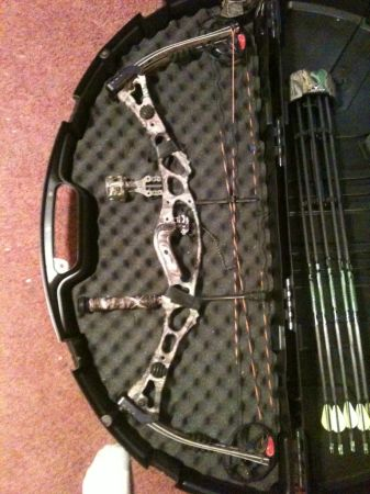 Hoyt Vetrix XL - $550 (AR)