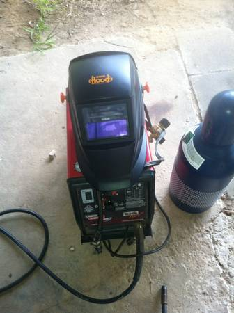 Lincoln electric wire welder