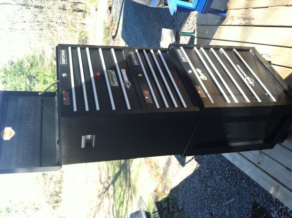 Craftsman tool chest  - $400 (Calhoun LA)