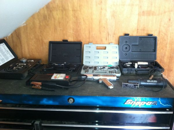 SNAP ON SOUTHERN THUNDER NASCAR EDITION TOOLBOX - $3000 (choudrant)