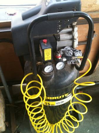Brute air compressor (west monroe)