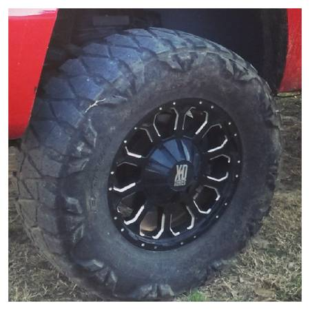 35-12.50-18 Mud Grapplers and XD Bombs - x00241000 (West Monroe)
