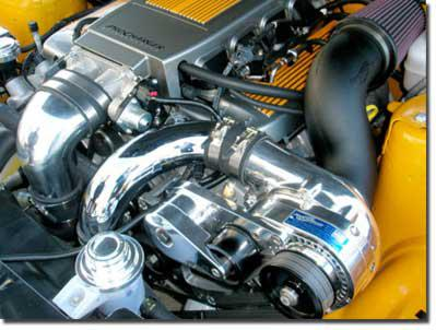 1 500  Intercooled Procharger supercharger for sale Ford Mustang GT