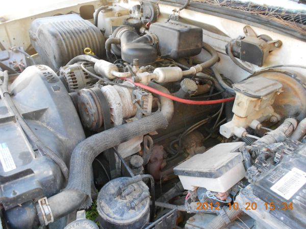 96 CHEVY VORTEC ENGINE - $450 (MONROE)