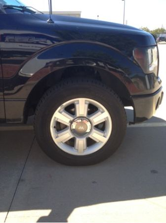 F150 King Ranch rims (Shreveport )